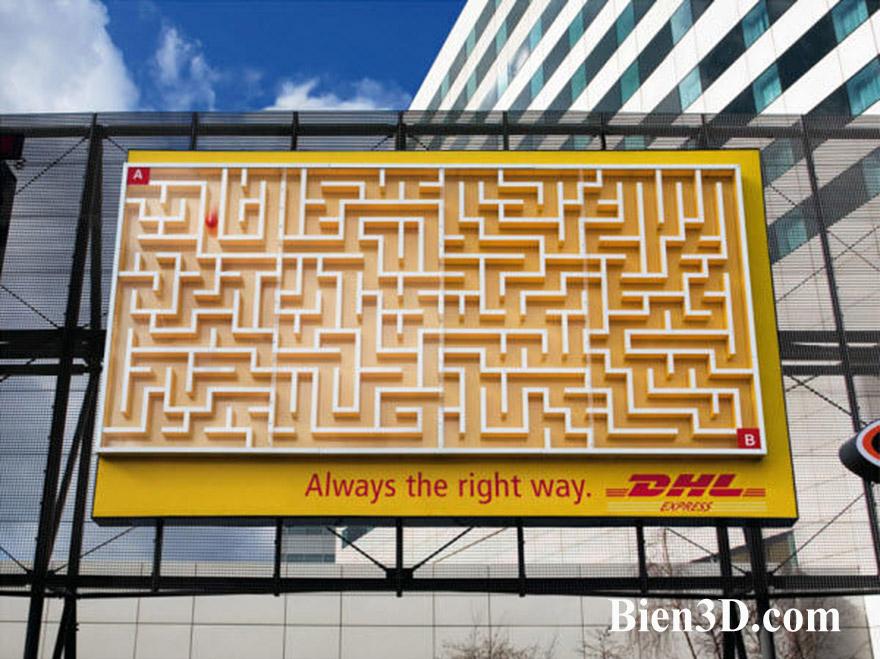 DHL-Maze