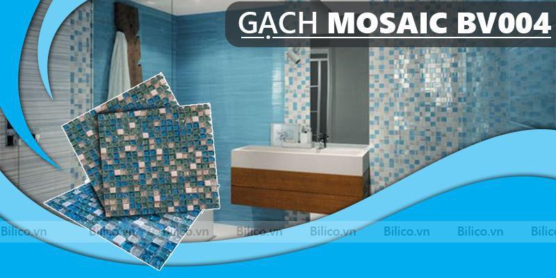 Gạch mosaic trang trí BV004
