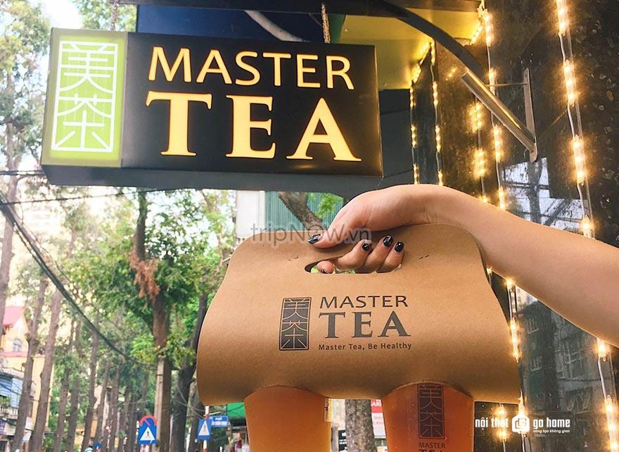 Mẫu bảng hiệu quán trà sữa 29