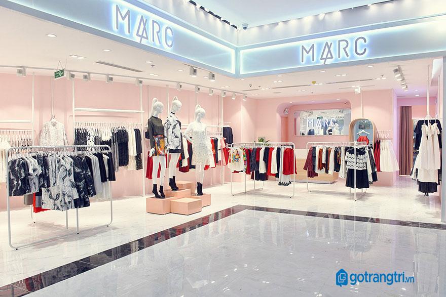 bảng hiệu shop thời trang nổi tiếng 21