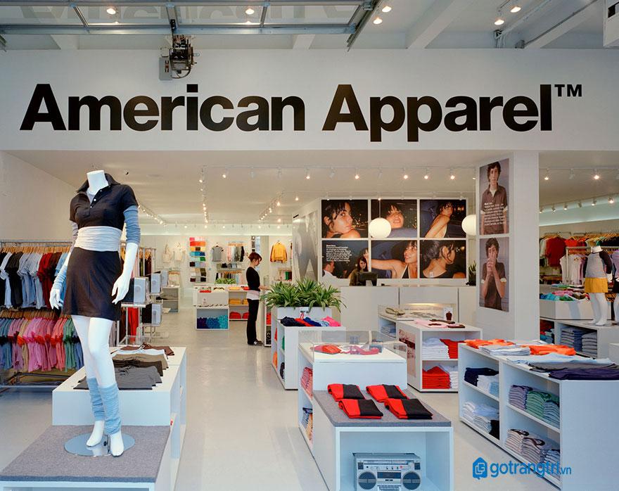 bảng hiệu shop thời trang nổi tiếng 4