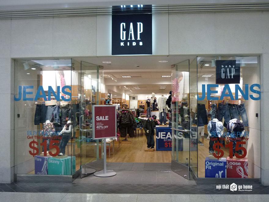 bảng hiệu shop thời trang nổi tiếng 5