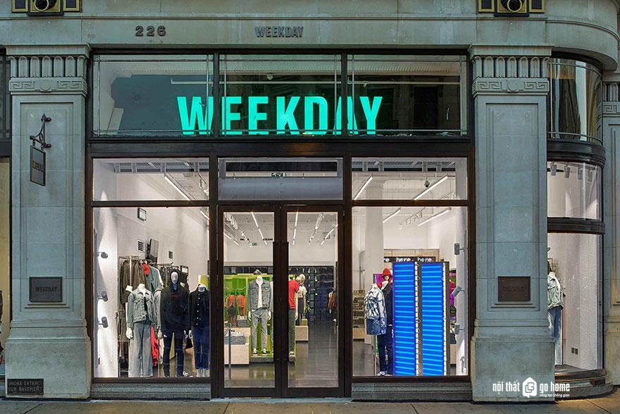 bảng hiệu shop thời trang nổi tiếng 3
