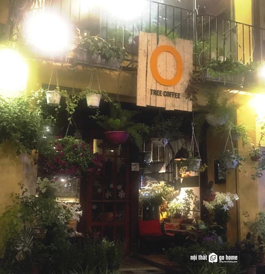 Mẫu biển hiệu quán cafe đẹp 13