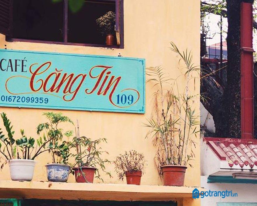 Mẫu biển hiệu quán cafe đẹp 14