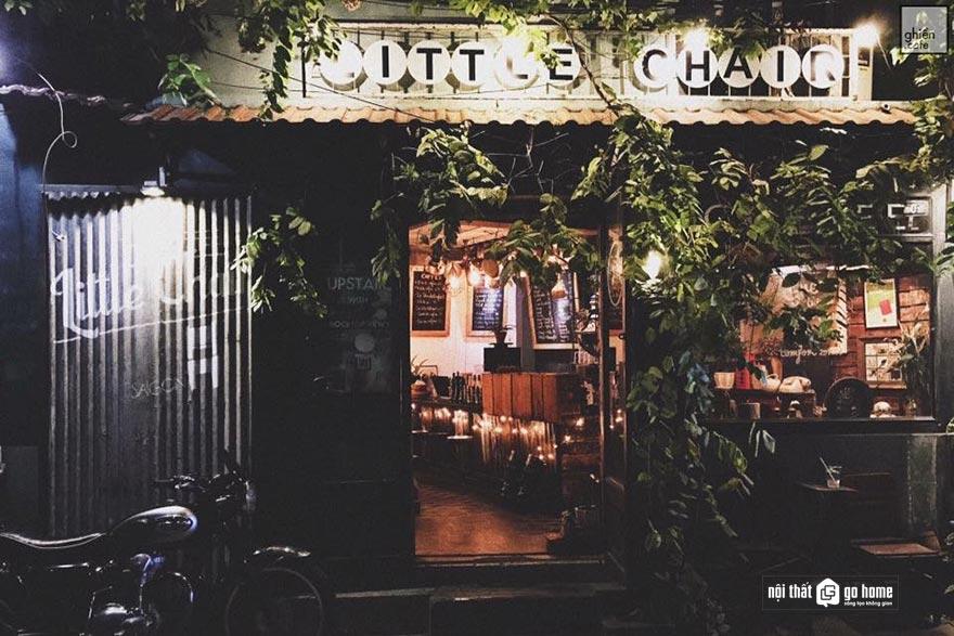 Mẫu biển hiệu quán cafe đẹp 19
