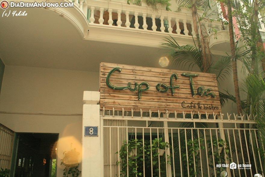 Mẫu biển hiệu quán cafe đẹp 5