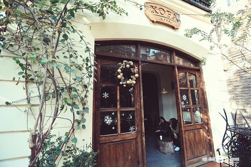 Mẫu biển hiệu quán cafe đẹp 8