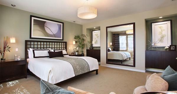 Cách bố trí đèn trang trí phòng ngủ giúp vợ chồng luôn hạnh phúc