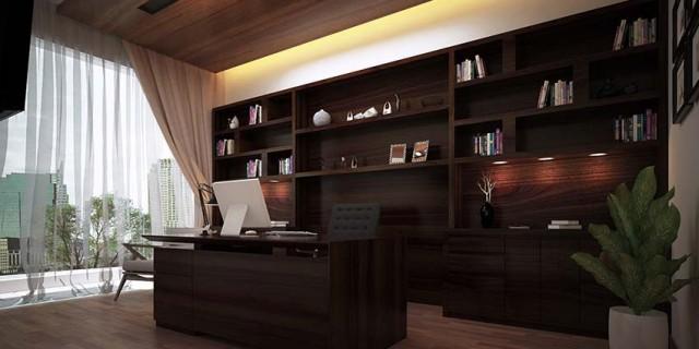 Thi công nội thất căn hộ nhà chị Trang – Ngô Gia Tự