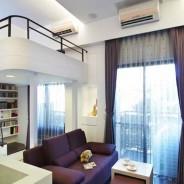 Thiết kế nội thất cho căn hộ chỉ rộng 20m2 siêu đẹp