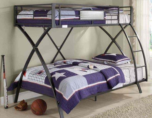 Không nên để giường chịu lực quá lớn và cần phải vệ sinh đúng cách