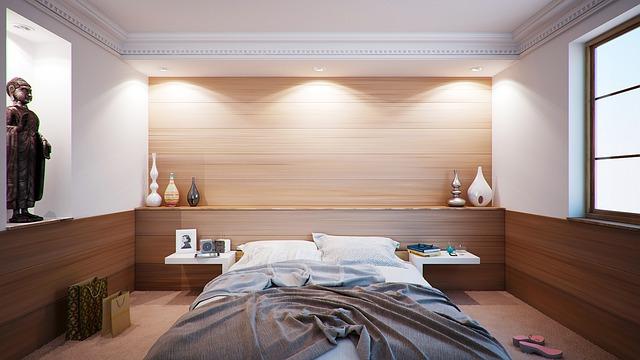 Lựa chọn nội thất Phòng ngủ phù hợp cho bạn thời gian nghỉ ngơi tốt nhất