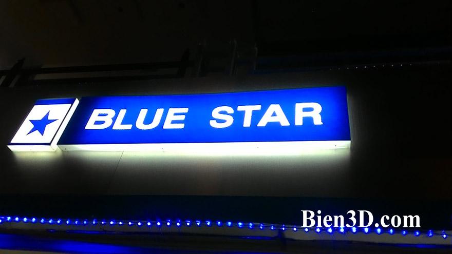 Thi công biển quảng cáo Bien3D