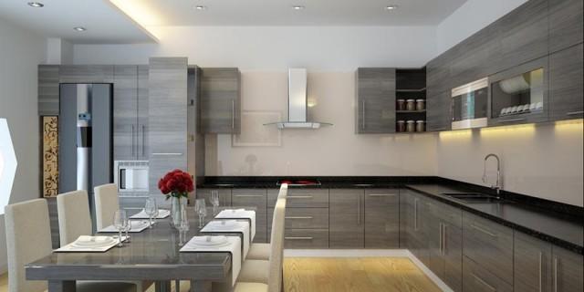 Mẹo thiết kế nội thất phòng bếp đẹp