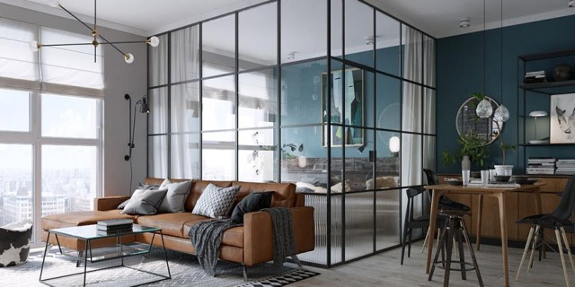 3 mẹo thiết kế nội thất khiến ai cũng phải bất ngờ
