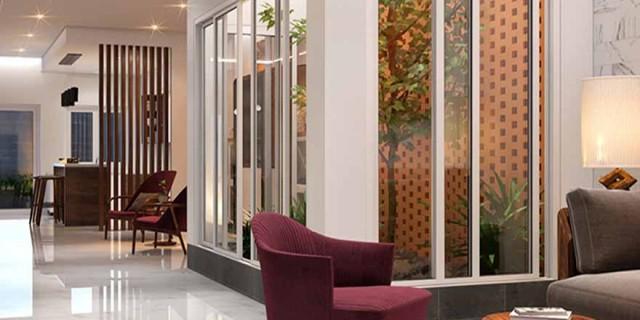 Thiết kế nội thất nhà ống hiện đại và sang trọng