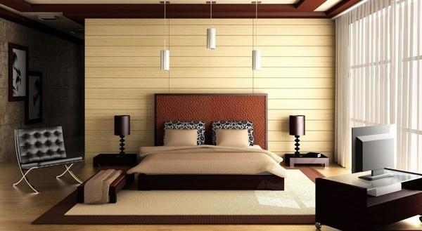 Nên tránh đặt phòng ngủ ở tầng một ngôi nhà. (Ảnh minh họa)