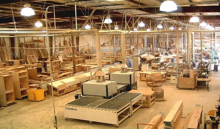 Quy trình sản xuất sofa được thực hiện tại xưởng sofa hiện nay