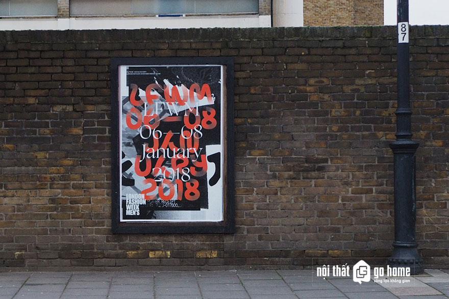 poster quảng cáo là gì
